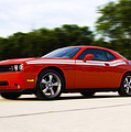 Dodge Challenger by Bill Cannon