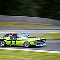 Dodge Challenger by Bill Wakeley