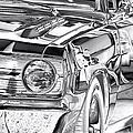 Dodge Dart by Bonfire Photography