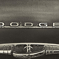 Dodge Emblem by Cathy Anderson
