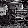 Dodge In The Zone by Charles Muhle