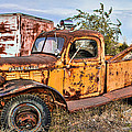 Dodge Power Wagon Wrecker by Steven Bateson