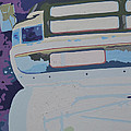 Dodge Ram Negative  by Paul Kuras