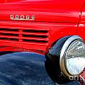 Dodge Truck by Olivier Le Queinec