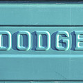 Dodge Truck Tailgate by Terry DeLuco