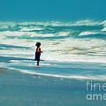 Does The Ocean Ever Stops by Susanne Van Hulst