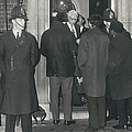 �dog Collar� Students March To Downing Street Following by Retro Images Archive