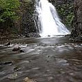 Dog Creek Falls by Jeff Swan