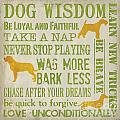 Dog Wisdom by Debbie DeWitt