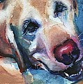 Doggie Breath by Maria's Watercolor