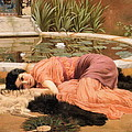 Dolce Far Niente Or Sweet Nothings 1904 by Philip Ralley