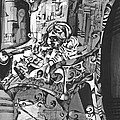 Doll Chair by Daniela Yordanova