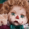 Doll Clown by Cindy Singleton