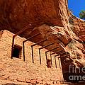 Doll House Anasazi Ruin by Gary Whitton