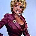 Dolly Parton by Paul Meijering