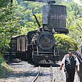 Dollywood 2-8-2 Number 70 by John Black