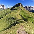 Dolomites - Crepa Neigra by Antonio Scarpi