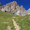 Dolomites - Gran Cir by Antonio Scarpi