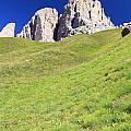 Dolomites - Grohmann Peak by Antonio Scarpi