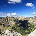 Dolomites Landscape On Summer by Antonio Scarpi