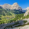 Dolomiti - High Badia Valley by Antonio Scarpi