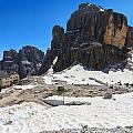 Dolomiti - Pisciadu Peak by Antonio Scarpi