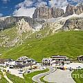 Dolomiti - Pordoi Pass by Antonio Scarpi