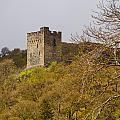 Dolwyddelan Castle by Mark Llewellyn
