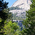 Dome Next To Half Dome Seen From Yosemite Valley-2013 by Ruth Hager