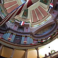 Dome Of The Old Courthouse by Susan Wyman