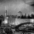 Dome Of The Rock -- Black And White by Doc Braham