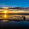 Done Fishing by Randy Scherkenbach