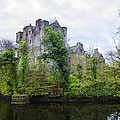 Donegal Castle In Donegaltown Ireland by Bill Cannon