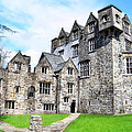Donegal Castle - Ireland by Bill Cannon