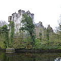 Donegal Castle Ruins by Bill Cannon