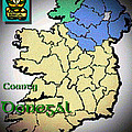 Donegal County by Val Byrne