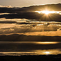 Donegal Sunset by Nigel R Bell