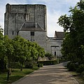 Donjon Loches - France by Christiane Schulze Art And Photography