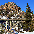Donner Pass by Shawn McMillan