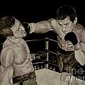 Donovan Boxing by Tamir Barkan