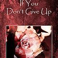 Don't Give Up by Randi Grace Nilsberg