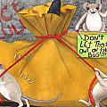 Dont Let The Cat Out Of The Bag by Catherine G McElroy