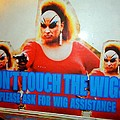 Dont Touch The Wigs by Ed Weidman