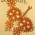 Don't Vote by David Honaker