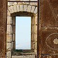 Door And Window Of The Old World by Munir Alawi