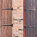 Door Hinges by Tom Gowanlock