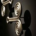 Door Knobs by Ellen Cotton