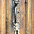 Door latch by Tom Gowanlock