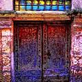 Door Number 5 by Newel Hunter