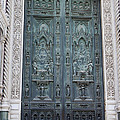 Door Of Augusto Passaglia by Ivete Basso Photography